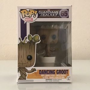 Guardians of the Galaxy Dancing Groot Funko Pop!